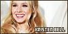 Bell, Kristen: